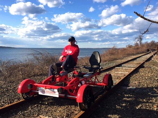 Rail Explorers Rhode Island Division