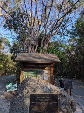 Key Largo Hammocks State Botanical Site : Park Entrance