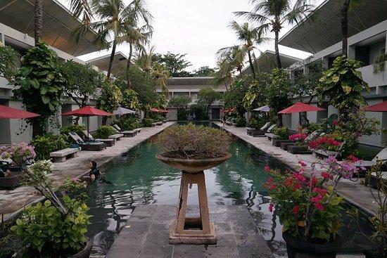 The Oasis Kuta: A pool