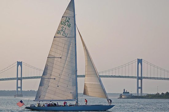 Newport Harbor Cruise Aboard Former...