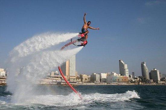 Experiência FlyBoard de Miami