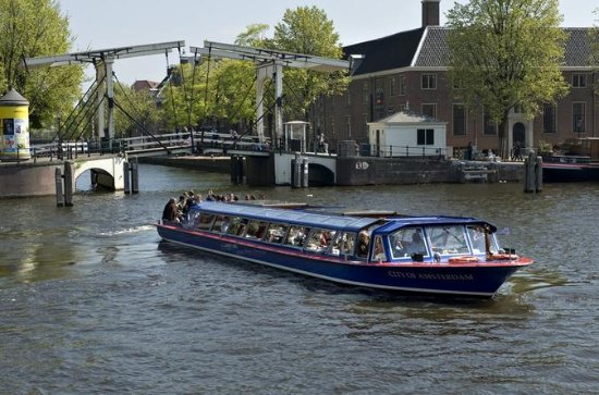 Amsterdam City Canal Cruise and Van Gogh Museum