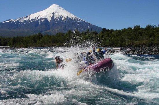 Rafting der Petrohue River von Puerto...