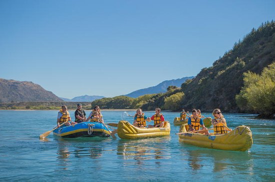 Half-Day Family Rafting on the...