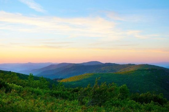Photo Tour of Blue Ridge Parkway with...