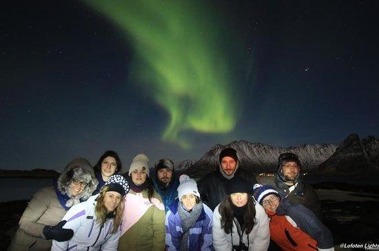 Private Aurora Chasing en Lofoten...