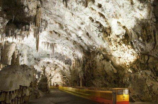 Cueva de Postojna con paseo en tren y...
