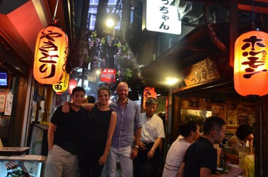 Kabukicho Izakaya Food Tour e Golden...