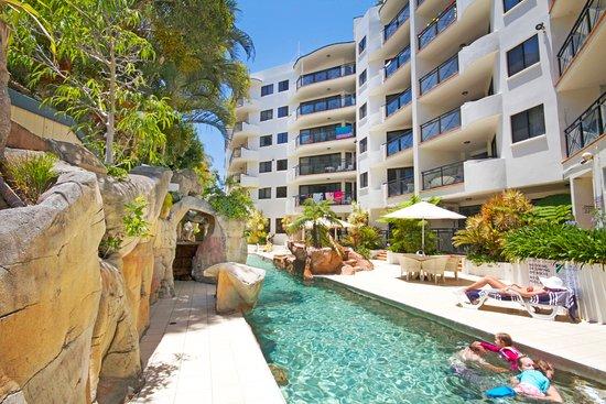 加勒比渡假村