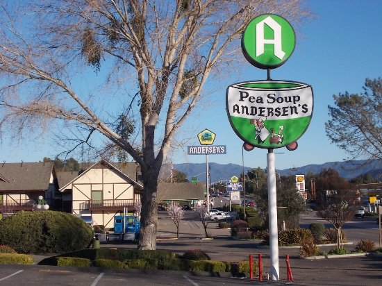 Anderson Ca Restaurants Of S