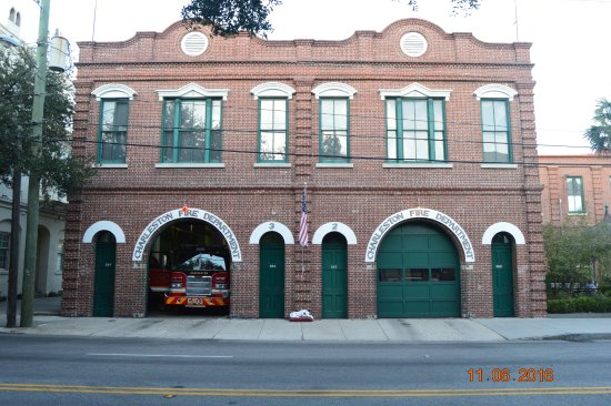 ‪Charleston Fire Department, Station 2/3‬