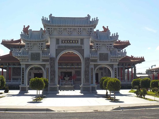 Heavenly Queen Temple Footscray before and after - InterMondo