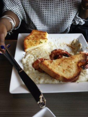 Southfield, MI: Shrimp and grits