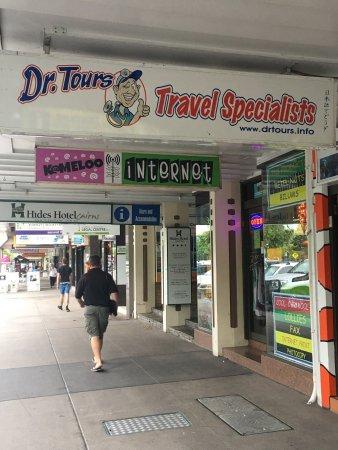 Dr. Tours Travel Specialist