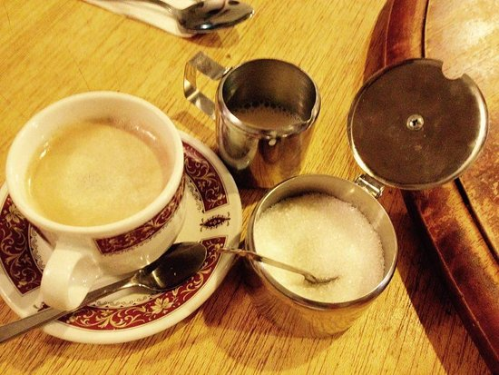 Parit Buntar, Maleisië: coffee