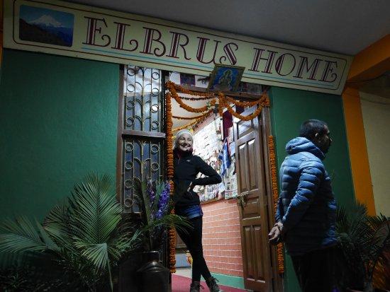 Kathmandu Guest House: Elbrus HOME :)