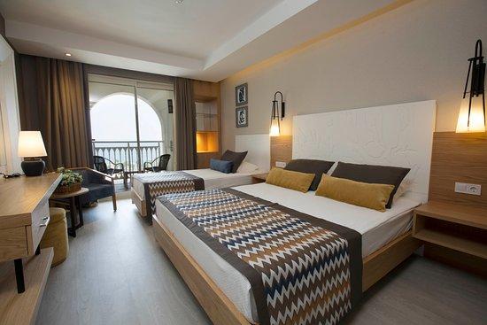 kirman sidera luxury spa hotel okurcalar turquie. Black Bedroom Furniture Sets. Home Design Ideas