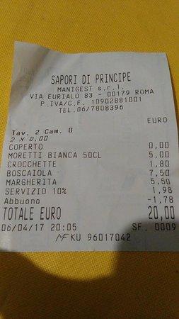 Photo of Sapori di Principe in Rome, , IT
