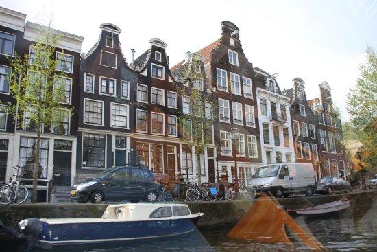 De Duif: 運河沿いの建物