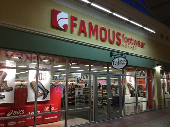 Famous Footwear Picture Of The Outlet