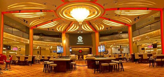بامبوليم, الهند: Casino Strike interiors