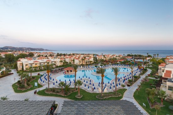 Lindos Princess Beach Hotel Reviews