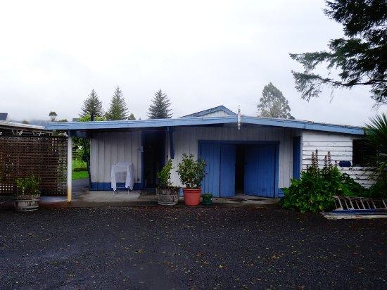 Tongariro Crossing Lodge Image