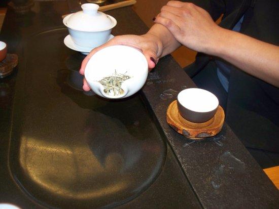 Red Blossom Tea Company: dimostrazione