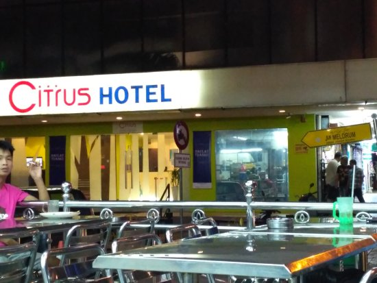 Citrus Hotel Johor Bahru Aufnahme