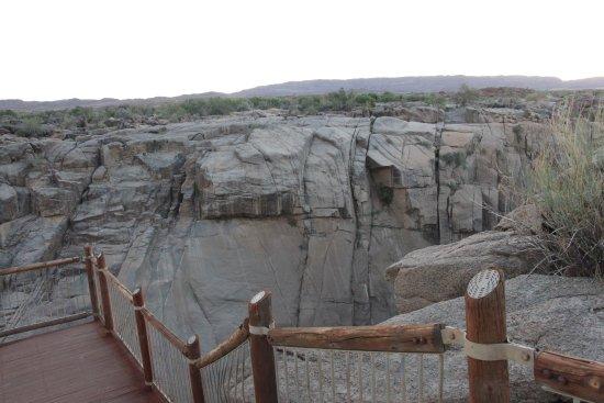 Bilde fra Augrabies Falls National Park