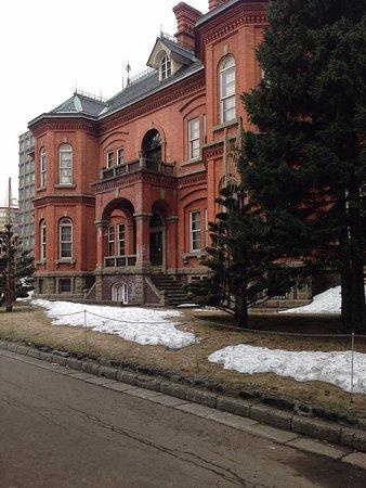 Former Hokkaido Government Office Building: 很漂亮