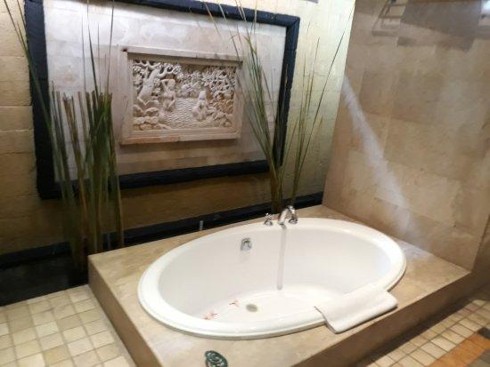 Sekar Nusa Villas : Padma villa bathroom