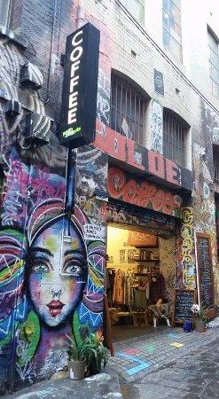 The coffee shop & little op/swap shop