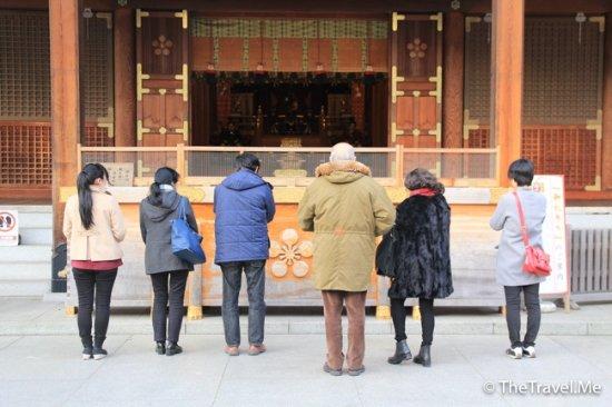 photo1.jpg - Picture of Yushima Tenmangu, Bunkyo - TripAdvisor