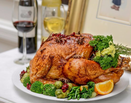 The Cafe:  A Mulia Thanksgiving