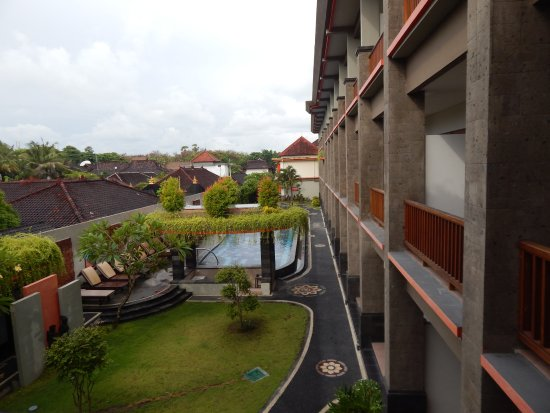 Grand Sinar Indah Hotel: New block at rear