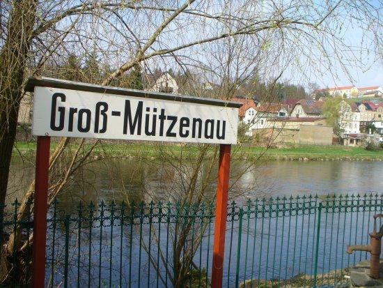 Lunzenau, Alemania: Groß-Mützenau...ohne Gleisanschluß