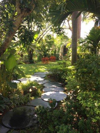 Villa Maly: Garden