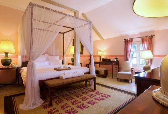 Villa Maly: Deluxe room