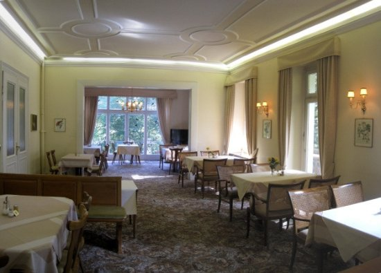 Sankt Blasien, Alemania: Speisesaal