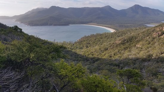 Coles Bay, Australia: View from Lookout