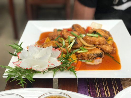 Rabeang Restaurant & Bar: Delicious seafood