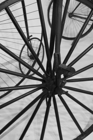 Nottingham Industrial Museum: See through the history of cycling