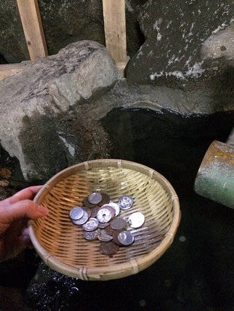 Ugafuku Shrine ( Goddess of Money Washing): photo0.jpg