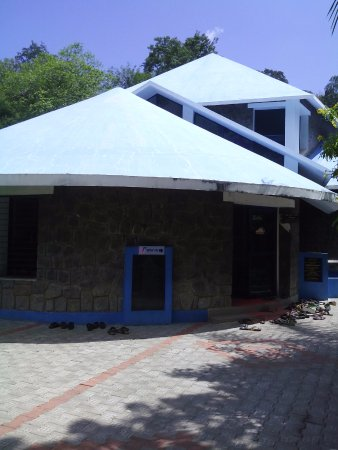 Neyyar Wild Life Sanctuary: The Aquirium