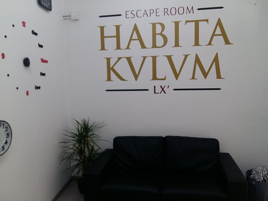 Escape Room Habitakulum