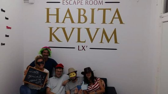 Habitakulum Escape Room