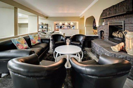 Evander, South Africa: Lounge area