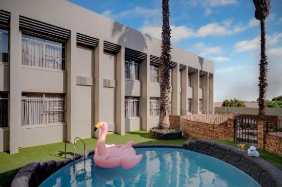 Evander, South Africa: Swimming Pool