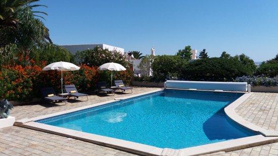 Romantik Villa: Piscine Chauffée par panneaux solaires